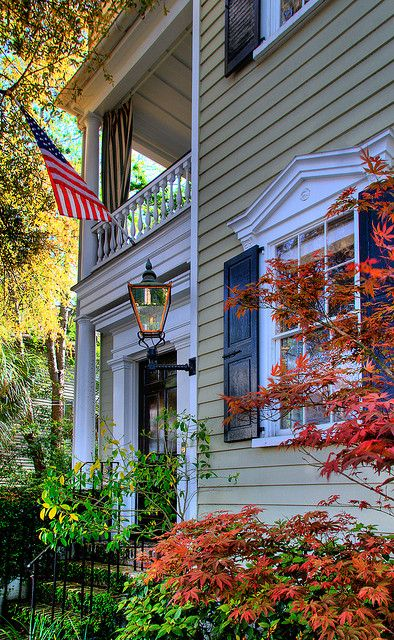 Gorgeous exterior with great character and curb appeal in Charleston, SC