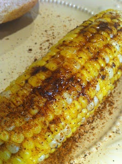How to Roast Corn on the BBQ. And how to make home made ice cream without an ice cream maker