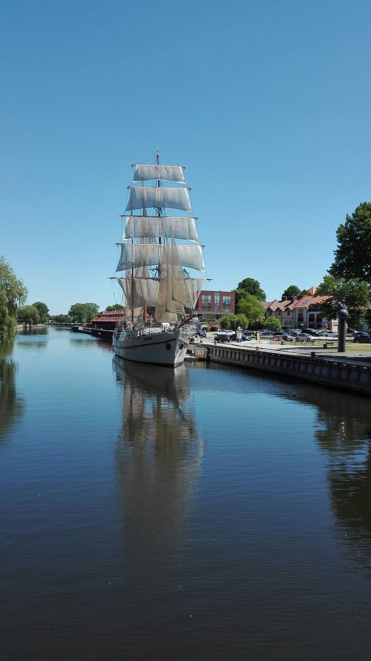 Beautiful Klaipeda, Lithuania