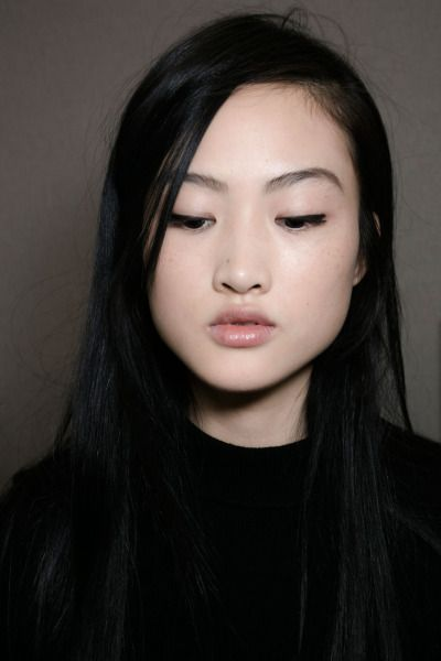 Jing Wen @ Dior Couture S.S 2016                                                                                                                                                                                 More