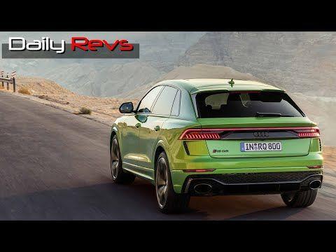 2020 Audi Rs Q8 Urus S German Cousin 600hp 800nm V8 Twinturbo Youtube Audi Rs Audi Audi Cars