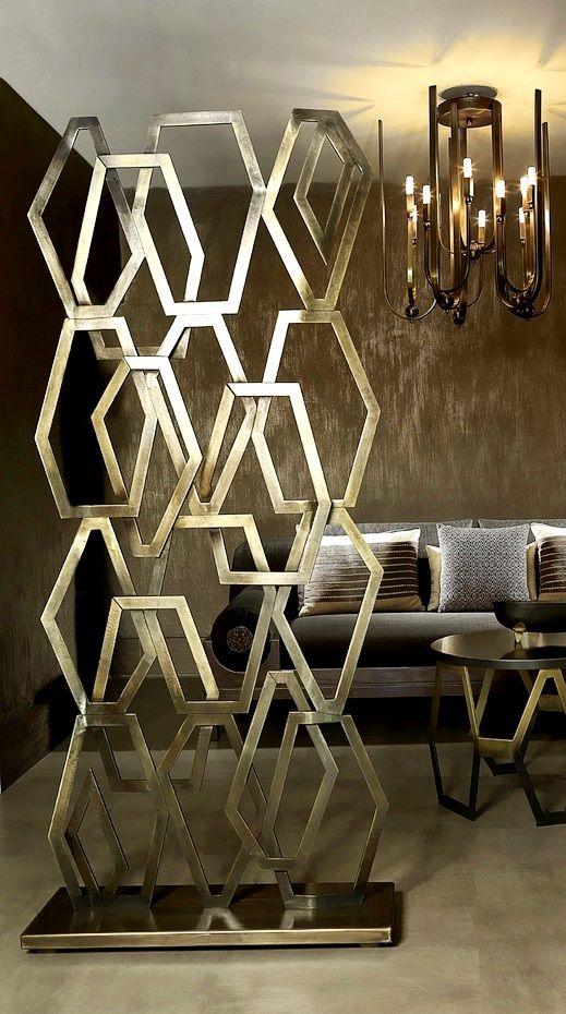 Deniz Tunç screen & furniture - Take a seat while you wait.