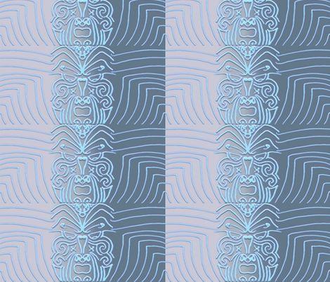 moko fabric by reen_walker on Spoonflower - custom fabric