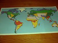 Biome Pin Map