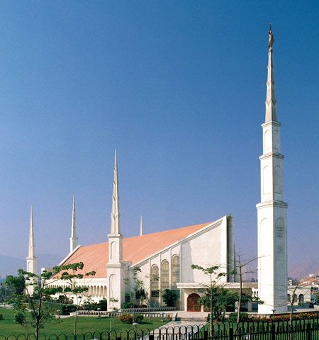 Lima Peru Temple of The Church of Jesus Christ of Latter-day Saints. #LDS #Mormon