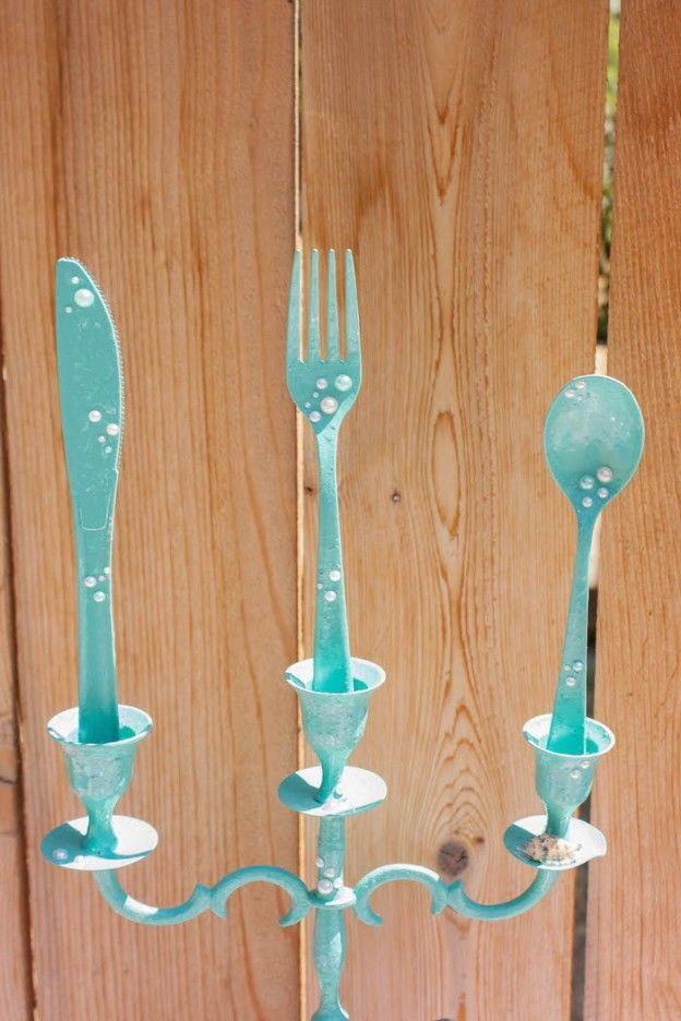 The Little Mermaid Themed Birthday Party via Kara's Party Ideas   Party printables, cake, tutorials, supplies, favors and more! KarasPartyIdeas.com (24)