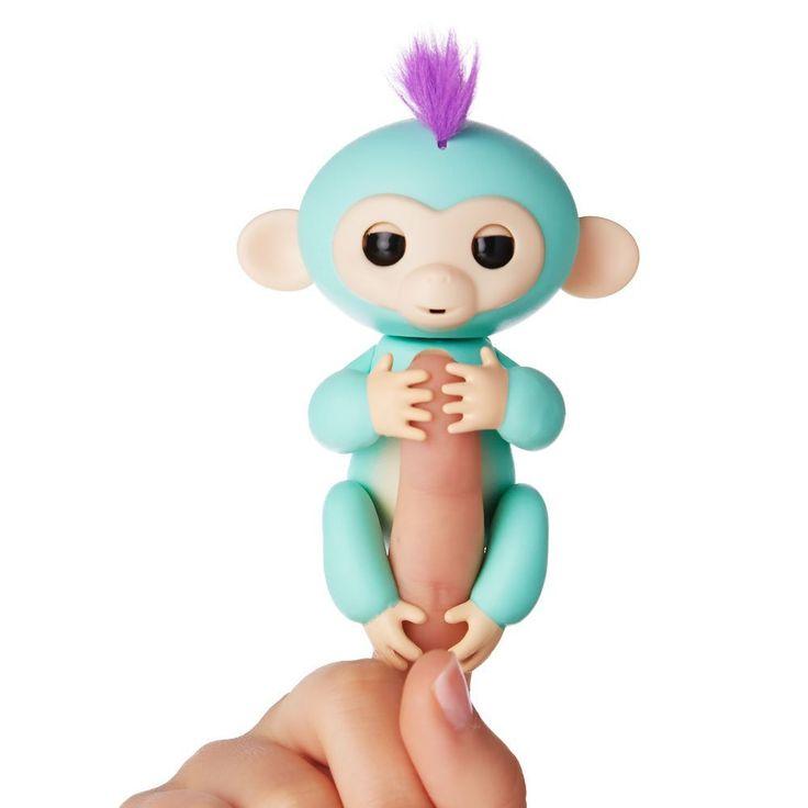 newest toys for girls. fingerling monkey