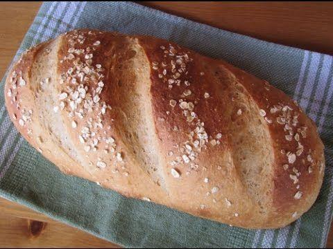 Пшеничная закваска для хлеба - YouTube
