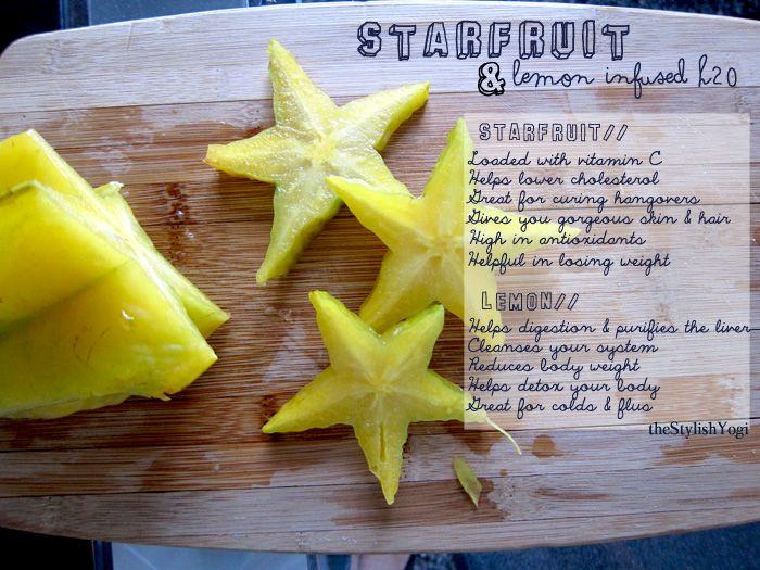 Star fruit upside down cake recipe