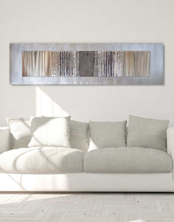 Large Metal Wall Art Contemporary Luxury Metal Art