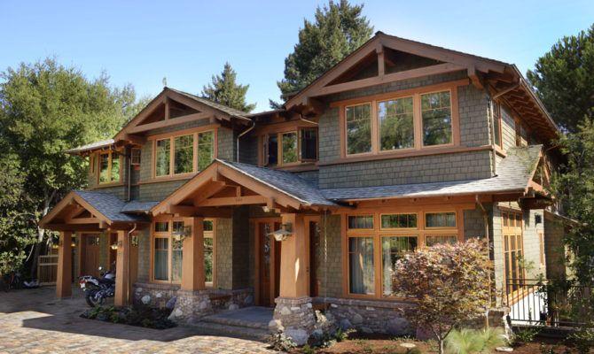 Portfolio Craftsman Style Architecture Los Altos California Seddon Home Plans Blueprint Craftsman Home Exterior Craftsman House Craftsman Style House Plans