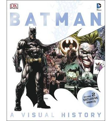 Tells the story of Batman. Including a slipcase featuring specially commissioned DC comics artwork and original prints, this book is packed with original, full-colour artwork, in-depth profiles, storylines and events and all Gotham City's iconic heroes and villains, including Robin, the JLA, the Joker and Catwoman.