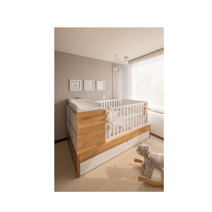 11 best cuna images on Pinterest   Nursery, Baby room and Baby bedroom