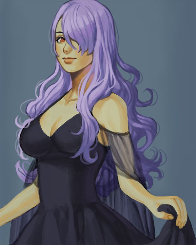 Camilla from Fire Emblem Fates
