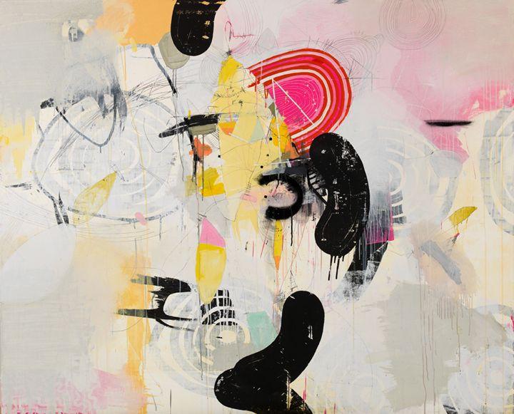 Atlanta graffiti artist Hense