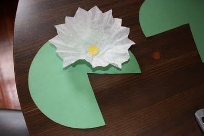 how to make a lily pad