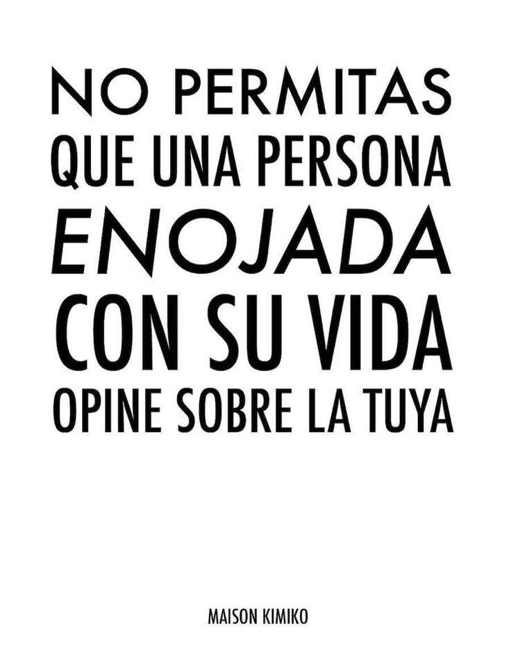 No lo permitas!!! #frases #español #vida