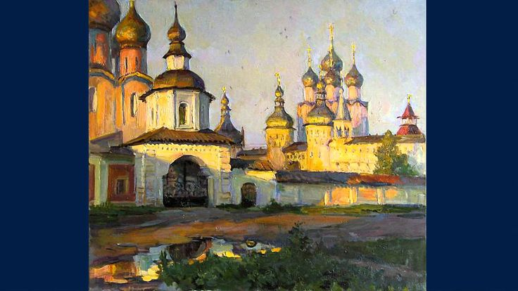 Православие в русской живописи