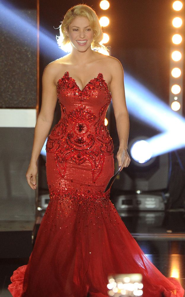 Shakira: Style Evolution