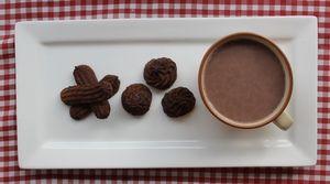 Orange Chocolate Truffles