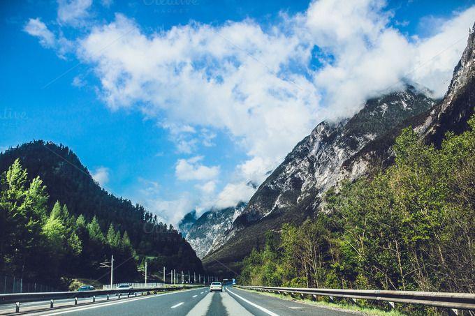 Road by Krisp_Krisp on @creativemarket