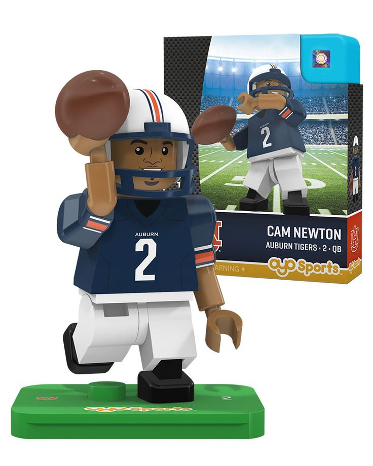 Must have product now available: Auburn Tigers CAM... Get it here! http://www.757sc.com/products/auburn-tigers-cam-newton-college-legend-limited-edition-oyo-minifigure?utm_campaign=social_autopilot&utm_source=pin&utm_medium=pin