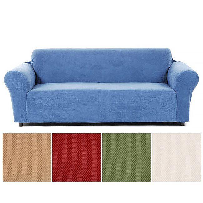 Sofa Slipcover No Sew: Best 25+ Loveseat Slipcovers Ideas On Pinterest
