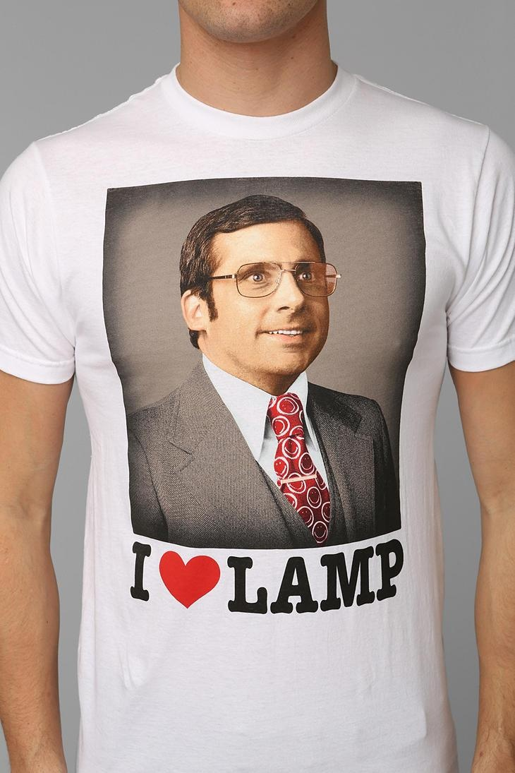 Anchorman I Love Lamp Tee #urbanoutfitters