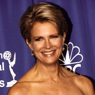 Candice Bergen's Changing Looks - 1998 from #InStyle