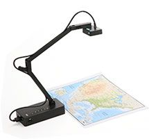 IPEVO iZiggi-HD Wireless Document Camera for iPad, PC and Mac
