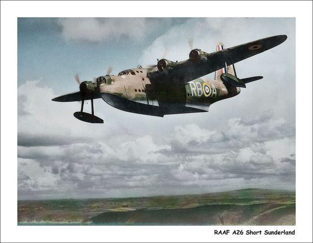 RAAF A26 Short Sunderland