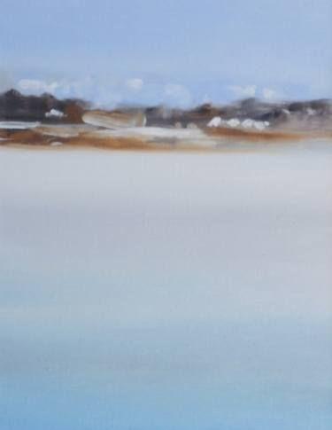 "Saatchi Art Artist Marta Zamarska; Painting, ""Siberian Impression 1"" #art"