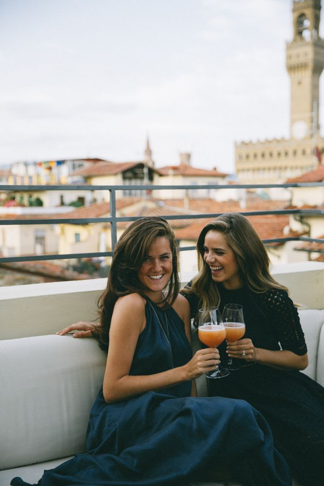 Rooftop Bellinis in Florence - The Londoner