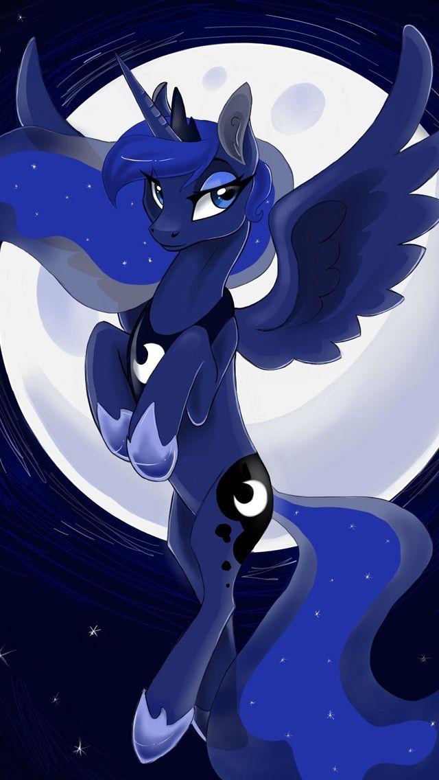 Princesa Luna en Bafochi