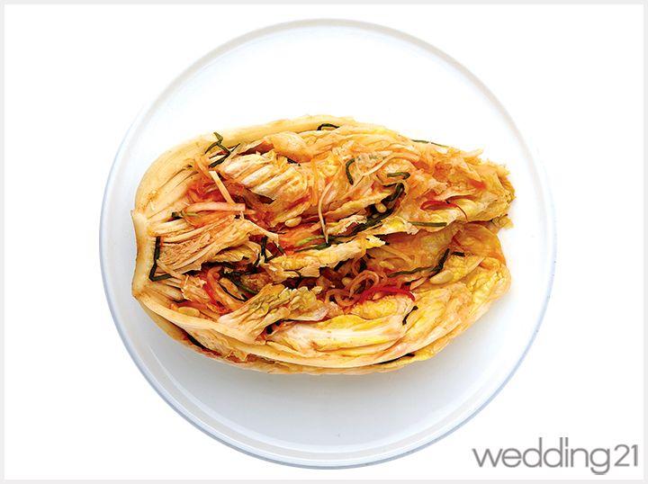 [초보주부] ① 아삭아삭 시원한 맛, 김장김치
