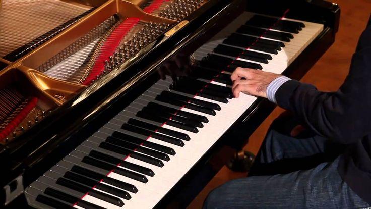 Pianist Ivan Ilić performs 'Sérénade florentine' by Henri Duparc