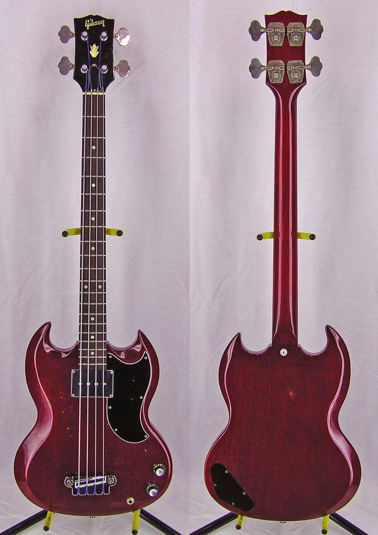1965 Gibson EB-0