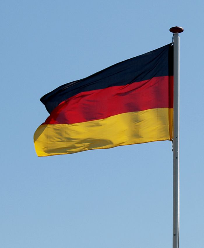 For My Miniature German Flag: The typical, expected thing to do was to take Spanish, to prepare for its growing prevalence in the world, but no, not I, after all I was quite obstinate.