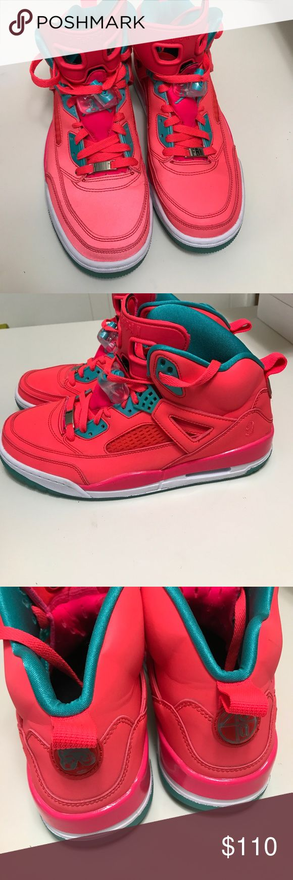 Jordan Spizike iD Tennis Shoes -10.5 Worn once. Like new. No box Nike Shoes Sneakers
