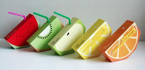 Juice Packaging Concept
