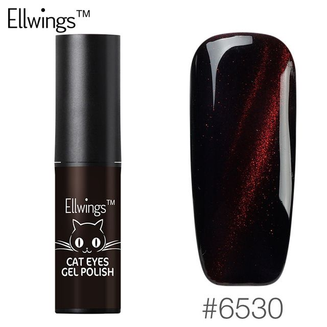 Aliexpress.com: Comprar Ellwings Llama Roja Ojos de Gato Gato Gel de Esmalte de Uñas En Remojo Off Barniz UV LED Magnética 3D Manicura Uñas de Gel de Color polaco de color gel nail polish fiable proveedores en Vre.8 Nail Art Store