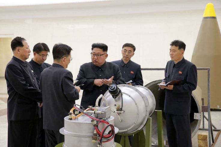 North Korea appears to have conducted another nuclear test, the South Korean government said Sunday after seismic authorities detected an artificial earthquake near the Pyongyang regime's known nuclear test site.