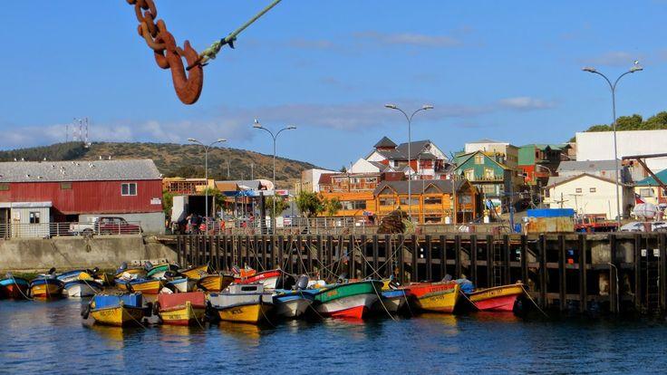 De Vuelta al Mundo: La Isla Grande de Chiloé (Parte 1)