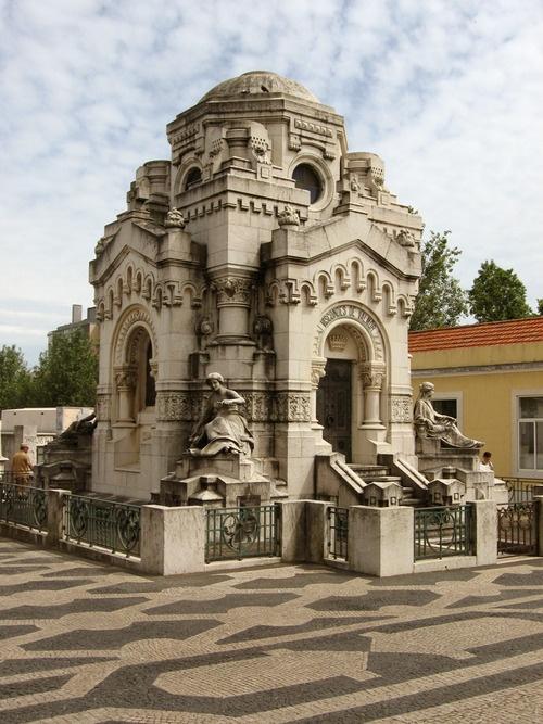 Cemitério do Alto de Sao Joao, Lisboa