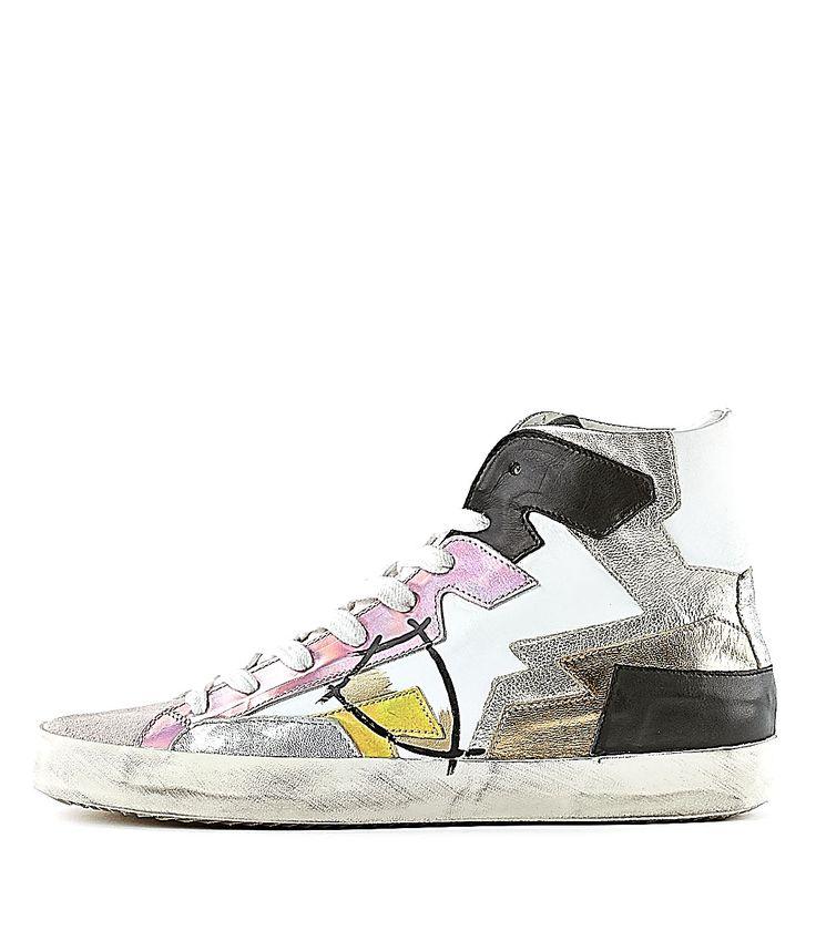 PHILIPPE MODEL | Sneaker PSHDYL02 Rosa/Bianco/Nero Women | Rossi&Co  #philippemodel #sneaker #shop #online #italian #designer #madeinitaly #girlfriend #present #ideas #sneakersforwomen #love #cool #sale #outlet #rossiundco #sneakers