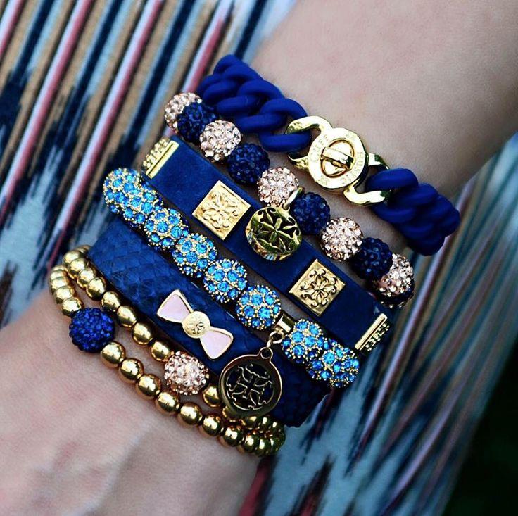 Navy & Gold #Madison #Kaleidoscope #Meagen #Kennedy #Python #Ireland