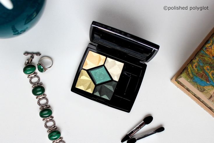Dior 5 Couleurs Precious Rocks #347 Emerald