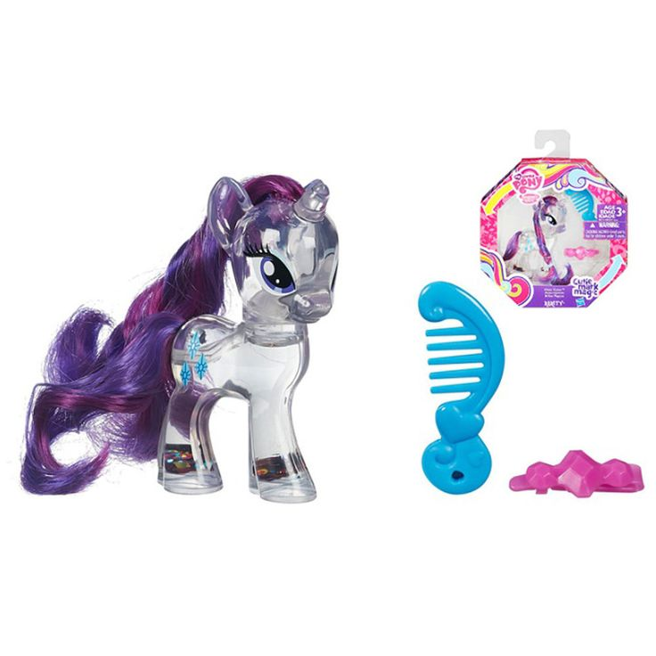 New Hasbro My Little Pony MLP Cutie Mark Magic Water Cuties Rarity #Hasbro