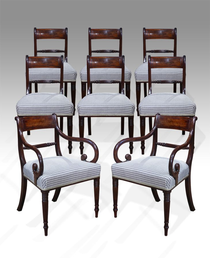 Set of 8 antique dining chairs in 2018 | ENGLAND | Pinterest | Dining chairs,  Antique dining chairs and Chair - Set Of 8 Antique Dining Chairs In 2018 ENGLAND Pinterest