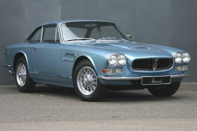 Maserati Sebring 3500 GTI S Serie 2